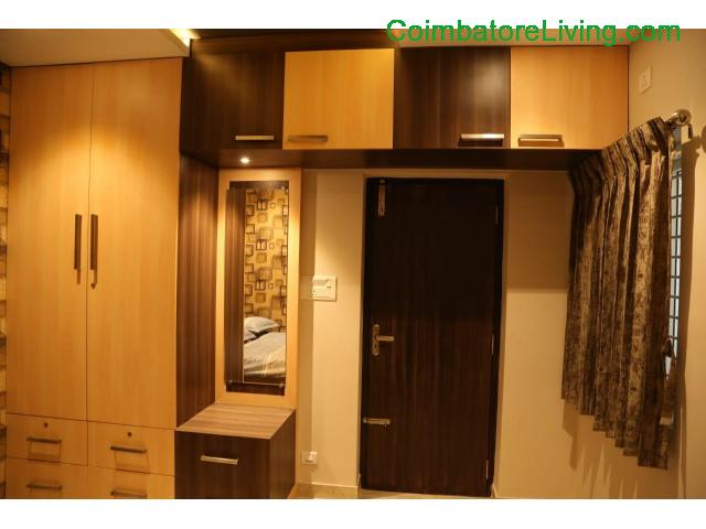 coimbatore - 2&3BHK Luxuries Semi Furnished Apartment for sales at Vadavalli - 10/28