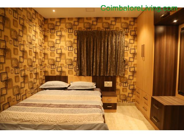 coimbatore - 2&3BHK Luxuries Semi Furnished Apartment for sales at Vadavalli - 11/28