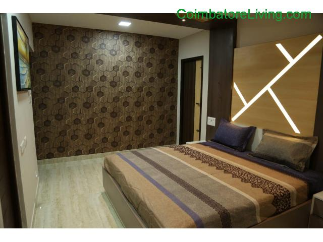 coimbatore - 2&3BHK Luxuries Semi Furnished Apartment for sales at Vadavalli - 12/28