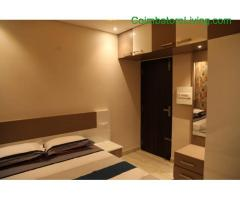 coimbatore - 2&3BHK Luxuries Semi Furnished Apartment for sales at Vadavalli - Image 13/28