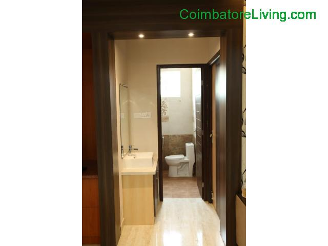 coimbatore - 2&3BHK Luxuries Semi Furnished Apartment for sales at Vadavalli - 17/28
