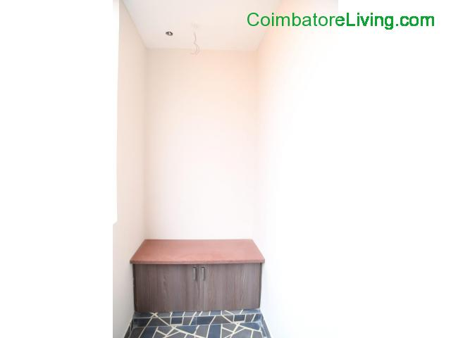 coimbatore - 2&3BHK Luxuries Semi Furnished Apartment for sales at Vadavalli - 21/28