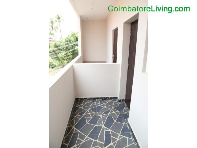 coimbatore - 2&3BHK Luxuries Semi Furnished Apartment for sales at Vadavalli - 22/28