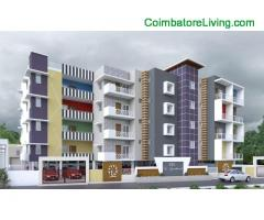 coimbatore - 2&3BHK Luxuries Semi Furnished Apartment for sales at Vadavalli - Image 26/28