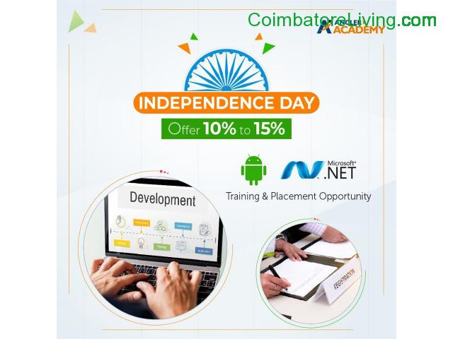 coimbatore - Software courses in coimbatore | independence day special offer - 1/1
