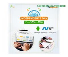 coimbatore -Software courses in coimbatore | independence day special offer