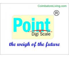 coimbatore -Manifacturing Weighing Machines in Coimbatore