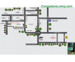 coimbatore - Smart 2 Bhk houses in R S Puram