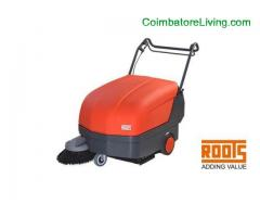 coimbatore -Road Sweeping Machine, Ride on Sweeper