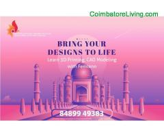 coimbatore -Bring your designs to life