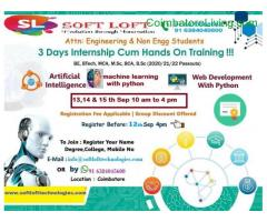 coimbatore -web development workshop