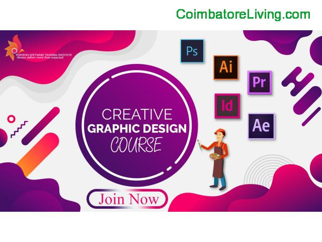 coimbatore - Become a professional & Certified   Graphic Designer - 1/1