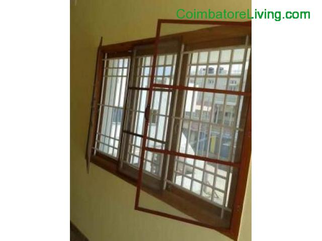 coimbatore - MOSQUITO NET @ INSECT SCREEN NETLON FOR WINDOWS IN COIMBATORE ,MADURAI,TRICHY,KARUR - 1/8