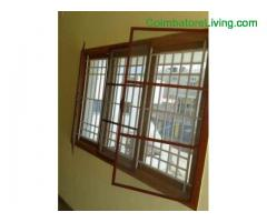 MOSQUITO NET @ INSECT SCREEN NETLON FOR WINDOWS IN COIMBATORE ,MADURAI,TRICHY,KARUR