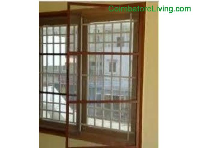 coimbatore - MOSQUITO NET @ INSECT SCREEN NETLON FOR WINDOWS IN COIMBATORE ,MADURAI,TRICHY,KARUR - 3/8