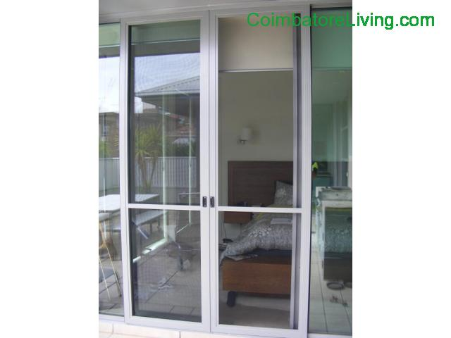 coimbatore - MOSQUITO NET @ INSECT SCREEN NETLON FOR WINDOWS IN COIMBATORE ,MADURAI,TRICHY,KARUR - 4/8