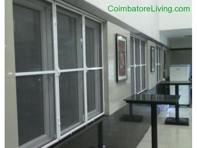 coimbatore - MOSQUITO NET @ INSECT SCREEN NETLON FOR WINDOWS IN COIMBATORE ,MADURAI,TRICHY,KARUR - 6/8