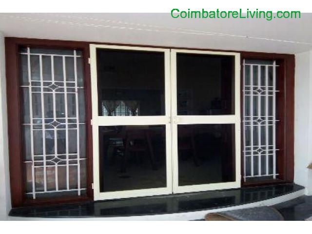 coimbatore - SAINT GOBAIN INSECT SCREEN & MOSQUITO NET FOR WINDOWS & doors in coimbatore - 8/11