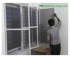 coimbatore - SAINT GOBAIN INSECT SCREEN & MOSQUITO NET FOR WINDOWS & doors in coimbatore - Image 10/11