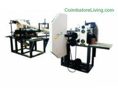 coimbatore -Paper bag making machine suppliers - Bharath Bag Machine