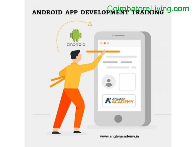 coimbatore - BEST ANDROID MOBILE APPLICATION TRAINING IN COIMBATORE - 1/1