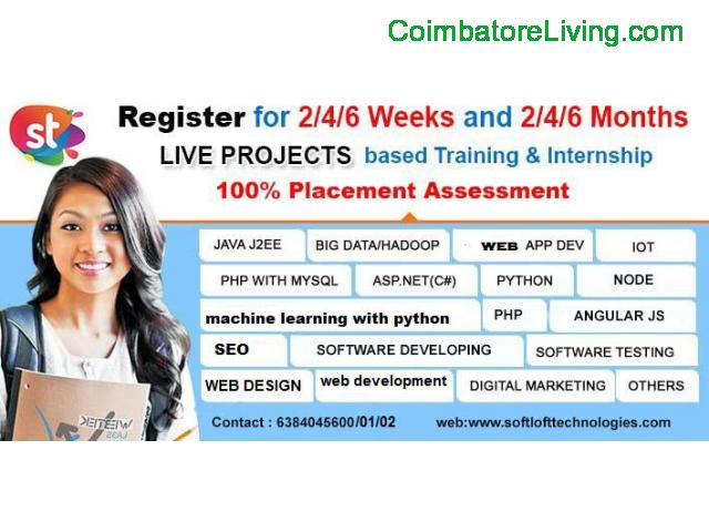 coimbatore - workshop with certificate - 1/1