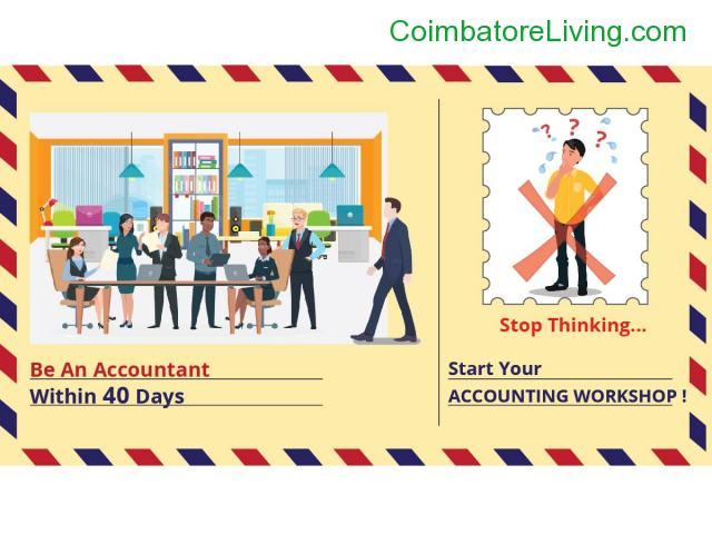 coimbatore - Accounts Training in Bangalore - 1/1