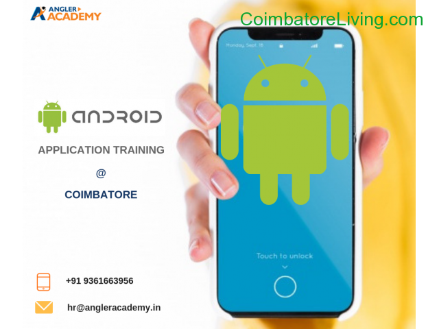 coimbatore - ANDROID APP DEVELOPMENT COURSE IN COIMBATORE - 1/2