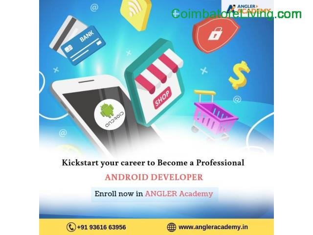 coimbatore - ANDROID APP DEVELOPMENT COURSE IN COIMBATORE - 2/2