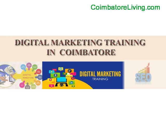 coimbatore - Digital Marketing Training in Coimbatore - 1/1