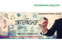 coimbatore -Project Internship Training 2019