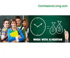 coimbatore -5 Work at Home Jobs You Can Do in Your Spare Time