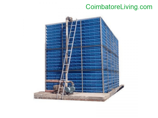 coimbatore - Cooling Tower Manufacturers in Coimbatore - World Cooling Towers - 5/7