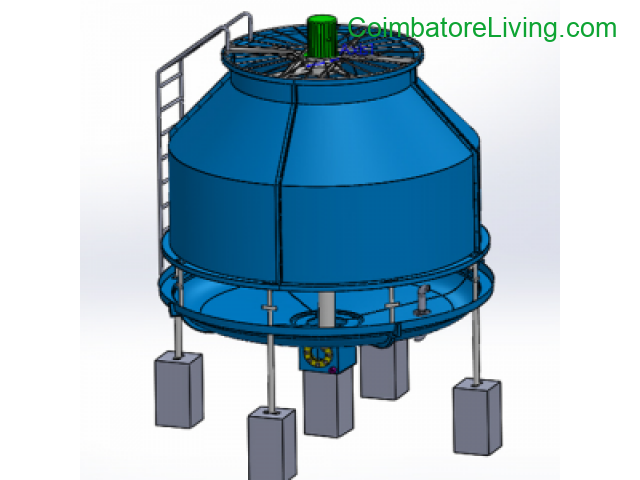 coimbatore - Cooling Tower Manufacturers in Coimbatore - World Cooling Towers - 6/7