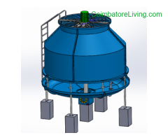 coimbatore - Cooling Tower Manufacturers in Coimbatore - World Cooling Towers - Image 6/7
