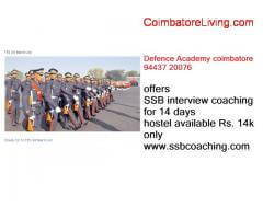 coimbatore - Army- Navy- IAF- Coast Guard Entrance Coaching, Sainik, rimc, rms, banking,. Police organisation,