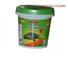 coimbatore -PET FOOD TAIYO TUETLE FOOD(45 GM)