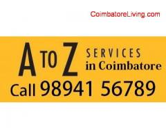 coimbatore - A to Z Services