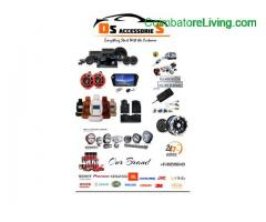 coimbatore - car accessories
