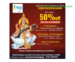 coimbatore -Vijayadasami offers from Nexgen Solutions