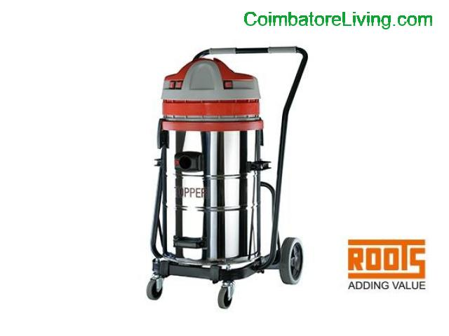coimbatore - Floor Cleaners, Industrial Vacuum Cleaner - 1/1