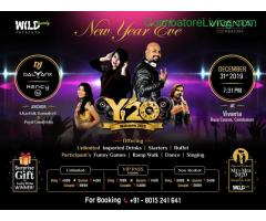 coimbatore -Y20 Live DJ Night New Year 2020 Celebration - 31.12.2019 at Taj Vivanta Hotel Coimbatore
