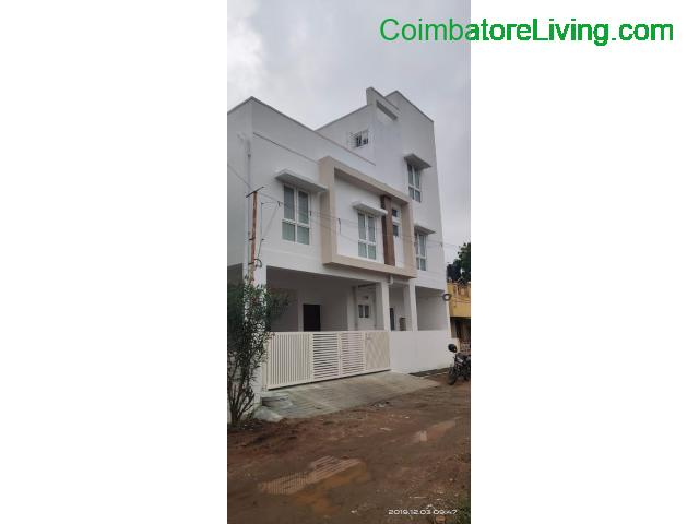 coimbatore - Newly constructed Semi-Furnished houses on Rent - 4/9