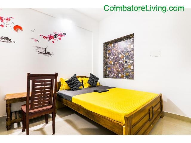 coimbatore - Premium Accommodation for Boys, Girls and Couple stay - 1/6