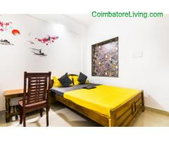 coimbatore - Premium Accommodation for Boys, Girls and Couple stay