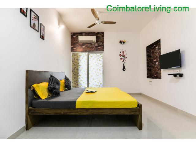 coimbatore - Premium Accommodation for Boys, Girls and Couple stay - 2/6