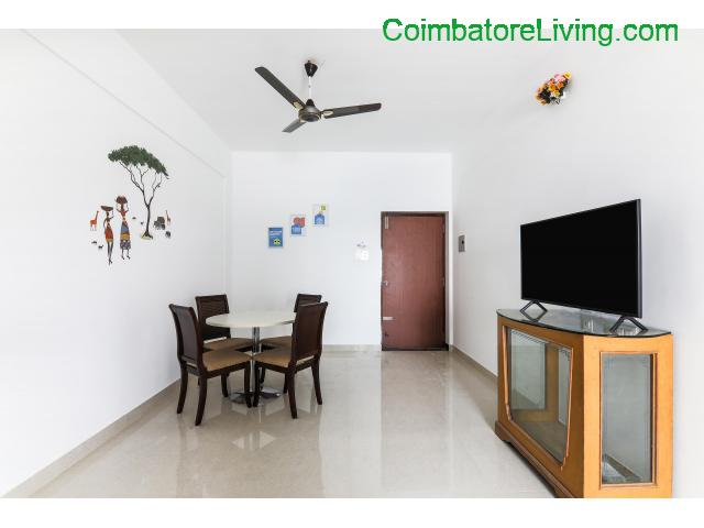 coimbatore - Premium Accommodation for Boys, Girls and Couple stay - 5/6