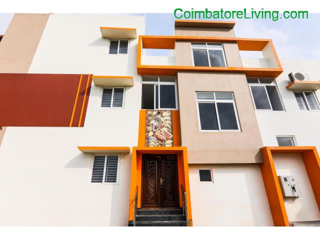 coimbatore - Premium Accommodation for Boys, Girls and Couple stay - 6/6