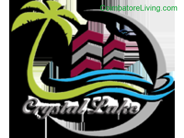 coimbatore - Banquet Hall in Coimbatore, Banquet Halls Coimbatore | Crystal Lake Stay - 1/4