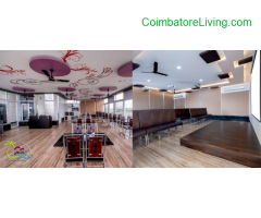 Banquet Hall in Coimbatore, Banquet Halls Coimbatore | Crystal Lake Stay